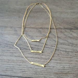 Jewelry - Hufflepuff Necklace